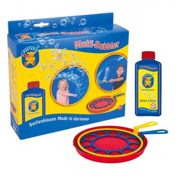 Anneau multi bulles de savon - Pustefix