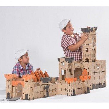 Château Godefroid de Bouillon 156 pcs - Ardennes Toys