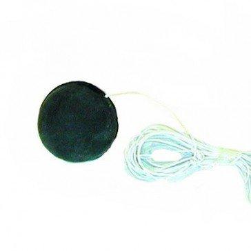 Balle avec élastique pour jeu de Jokari - Artisan du Jura