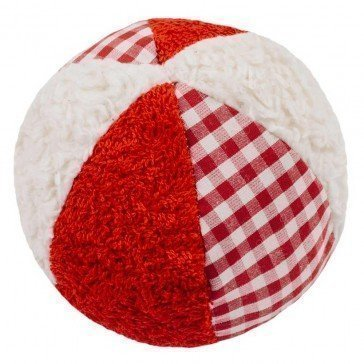 Balle hochet en coton biologique - fabricant allemand