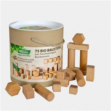 Baril de blocs de construction - Fabricant allemand