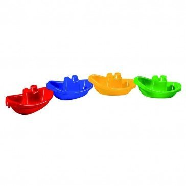 Bateau coloré - Spielstabil
