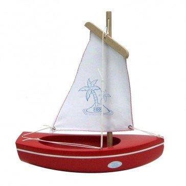 Thonier rouge - Bateau Tirot