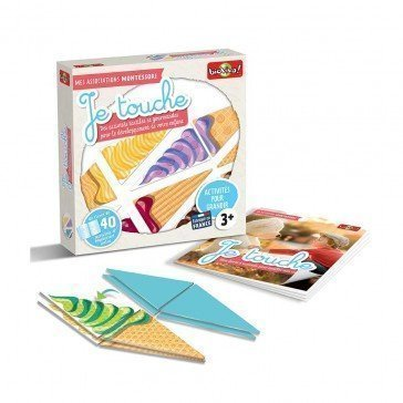 Mes associations Montessori Je touche - Bioviva