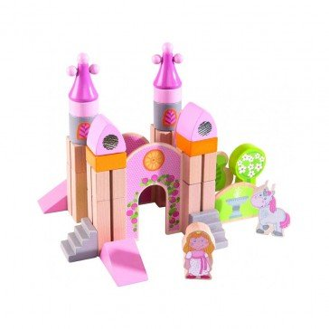 Blocs de construction Petit Château de Princesse - Haba