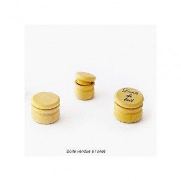 Boîte à dents de lait - Artisans du Jura