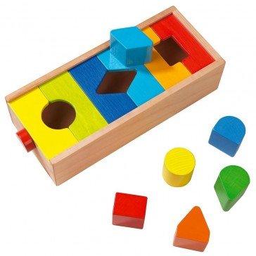 Boîte à formes géométriques - Haba