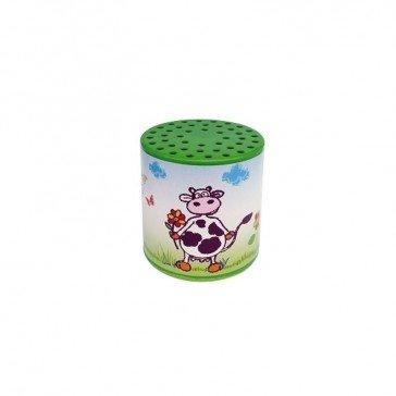 Boîte à Meuh - Vache à la fleur - Fabricant Allemand