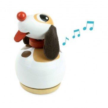 Boîte à musique Toutou Le Chien - Vilac