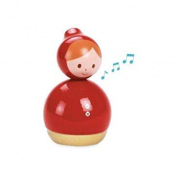 Boîte à musique Chaperon rouge - Vilac