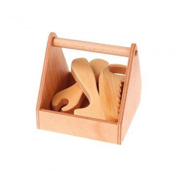 Petite Boîte à outils nature de Grimm's