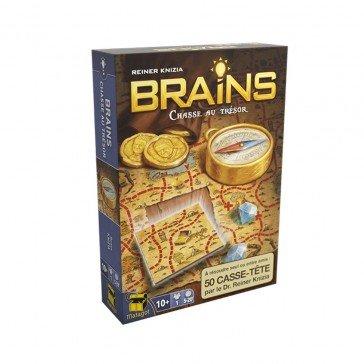 Brains Chasse au trésor - Matagot