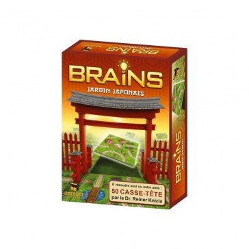 Brains Jardin japonais - Matagot