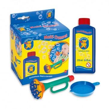 Trompette à bulles de savon - Pustefix