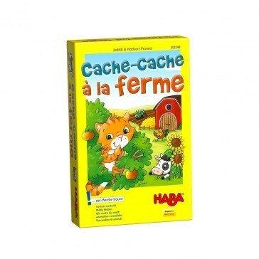 Cache-Cache à la ferme - HABA