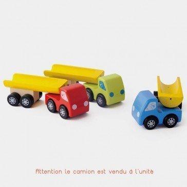 Camion benne - Artisan du Jura