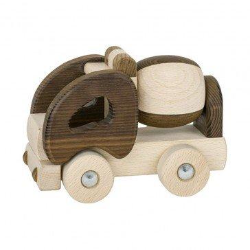 Camion toupie - Goki Nature