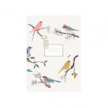 Carnet Oiseaux - Poisson Bulle