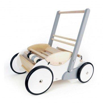 Chariot de marche gris-blanc - Fabricant Européen