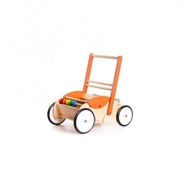 Chariot de marche orange - Fabricant Polonais