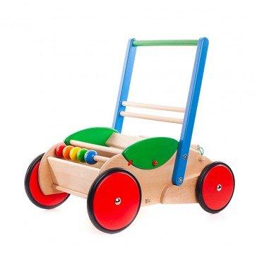 Chariot de marche bleu-vert - Fabricant Polonais