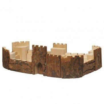 Château Fort en écorce - NIC TOYS