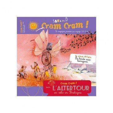 Cram Cram abonnement 6 mois - Cram Cram