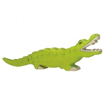 Crocodile - Holztiger