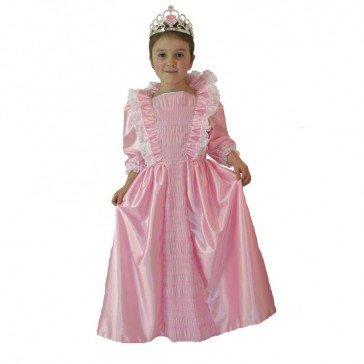 Déguisement Princesse - Le Panache Blanc