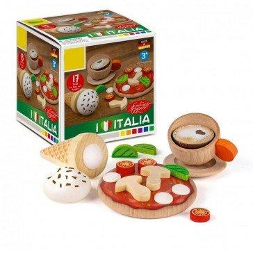 Assortiment de spécialités italiennes - Fabricant Allemand