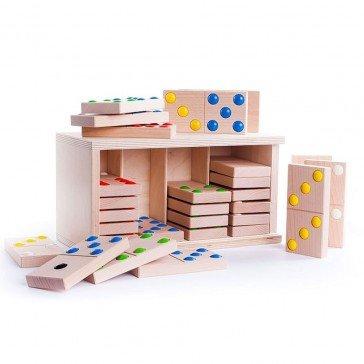 Dominos en bois XXL - Fabricant Européen