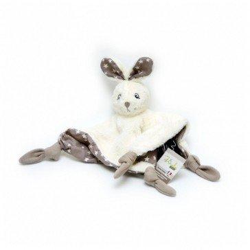 Doudou lapin Petite Etoile - Mailou Tradition