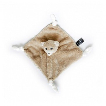 Doudou Ours Petite Plume - Mailou Tradition