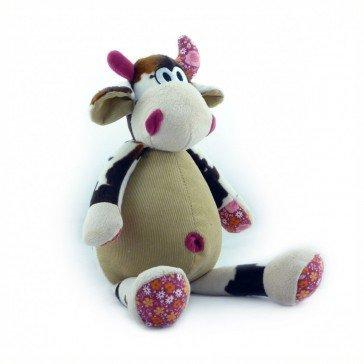 Peluche Vache 30 cm - Mailou Tradition