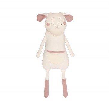 Peluche Range-Pyjama Mouton blanc - Wooly Organic