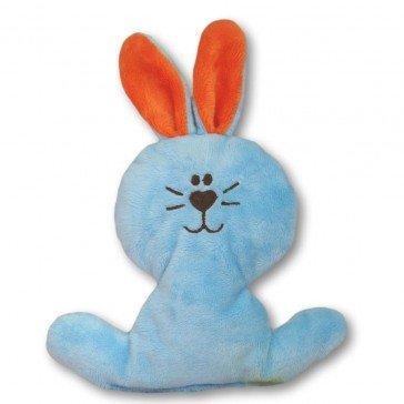 Doudou petit Lapin bleu - Moncalin