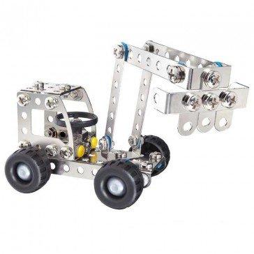 Jeu de construction métallique Pelleteuse-Camion - Eitech