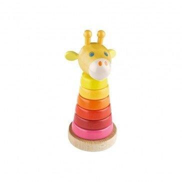 Empilable Girafe - Haba