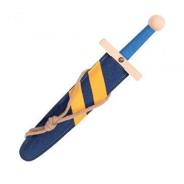 Épée avec fourreau de Lancelot- bleu - VAH