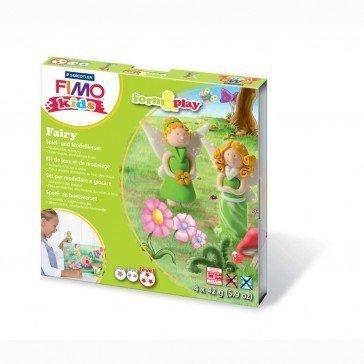 Pâte Fimo Kids Staedtler fées - Pâte Fimo