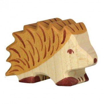 Hérisson en bois - Holztiger