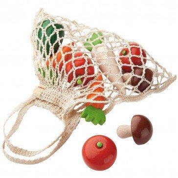 Filet de légumes en bois - Haba