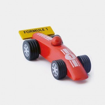 Formule 1 rouge - Artisan du Jura