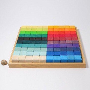 Grand jeu de mosaïque - Grimm's