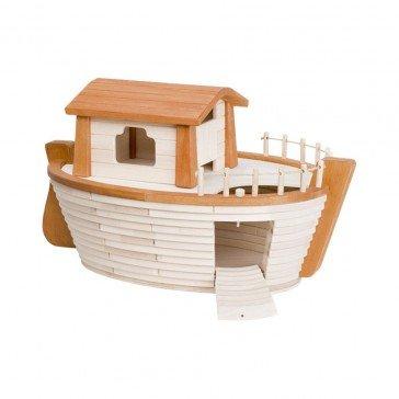 Arche de Noé géante en bois - Holztiger