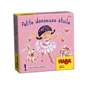 Petite danseuse étoile - jeu coopératif de danse - Haba
