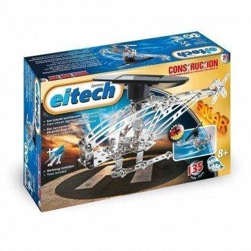 Jeu de construction métallique l'hélicoptère solaire - Eitech
