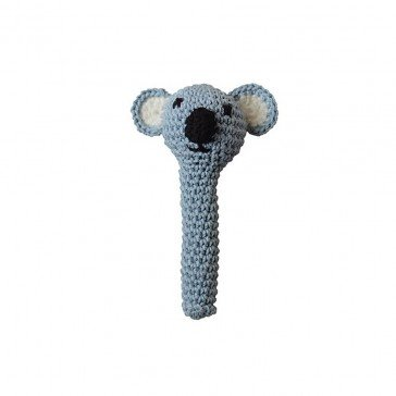 Hochet Koala en crochet - Fabricant Espagnol