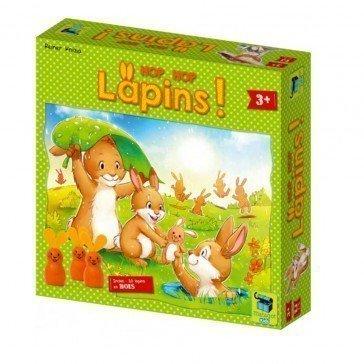 Jeu de société Hop Hop lapins - Blackrock Games