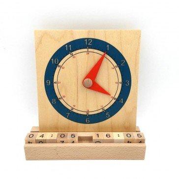 Horloge d'apprentissage - Ebert